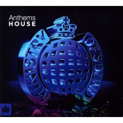 Anthems House - Ministry of Sound [ 3 CD ]